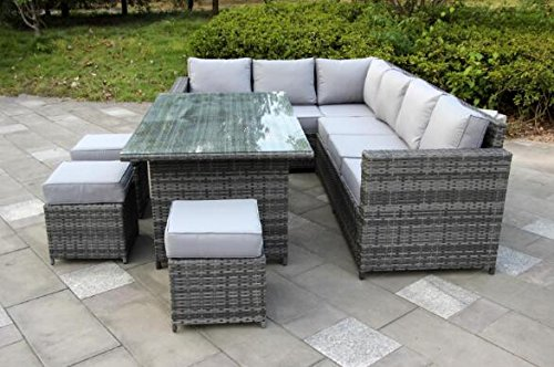 Choose perfect rattan garden furniture for your garden u2013 CareHomeDecor