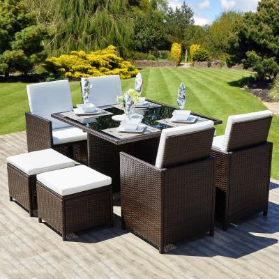 Rattan Cube Set and Furniture - The Rattan Garden Furniture Blog