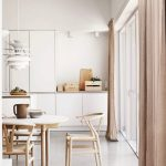 Scandinavian furnishing style
