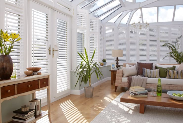 Conservatory Shutters by Thomas Sanderson | homify