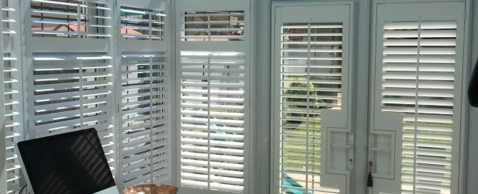 Conservatory Shutters | Wooden Shutters | 20% off | Vogue