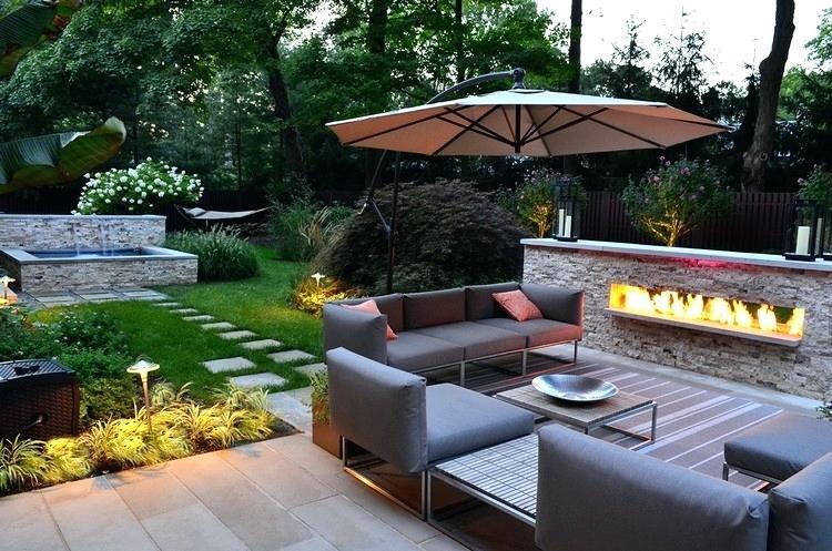 Backyard Sitting Area Large Size Of Backyard Seating Area Ideas