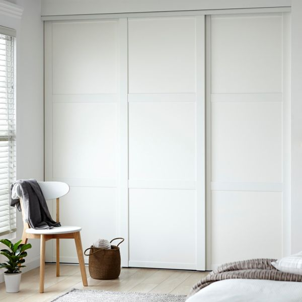 20 Best Images About Closet Doors On Pinterest: Bedroom Wardrobes Sliding Doors