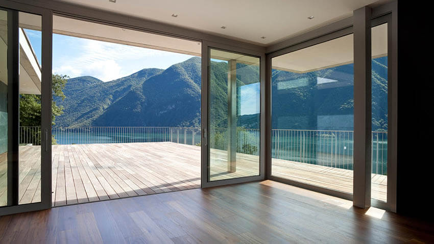 Energy Efficient Aluminum Sliding Glass Doors in Arizona