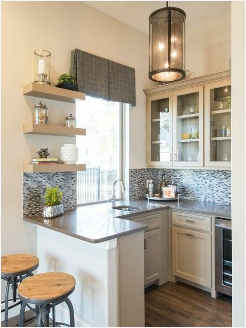 Houzz Small Kitchen » How to Small Kitchen Peninsula Houzz | Home