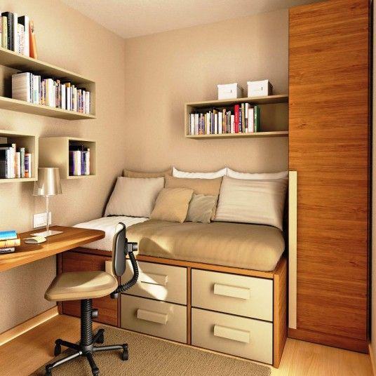 Cool Simple Study Room Decor | Study Room Ideas | Pinterest | Study