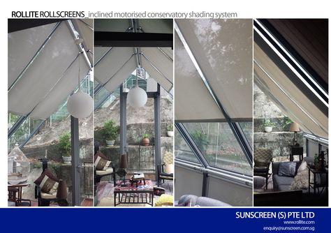 45 Best Sunscreen Singapore Rollite Rollscreens images | Blue prints