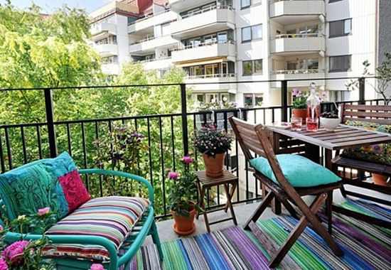 25 Spring balconies you would want to stay in forever! | Balconies