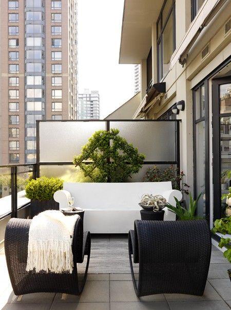 28 Small Patios, Porches & Balconies
