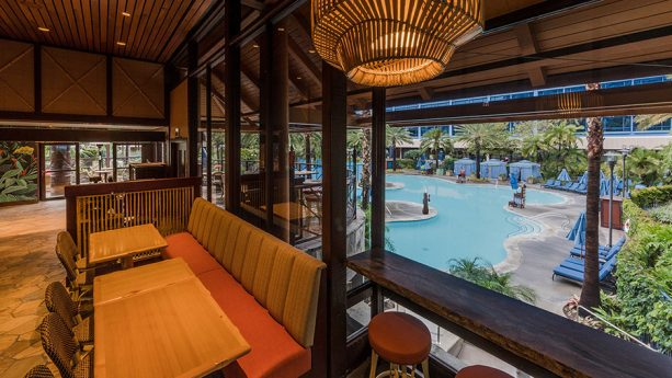 Tangaroa Terrace Reopens at the Disneyland Hotel with Tropical New