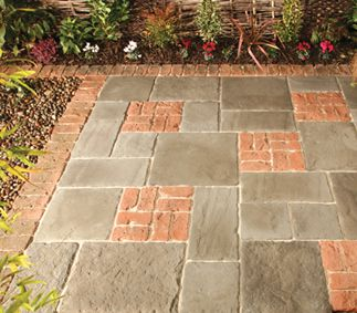LONSTONE high quality concrete paving with the appearance of
