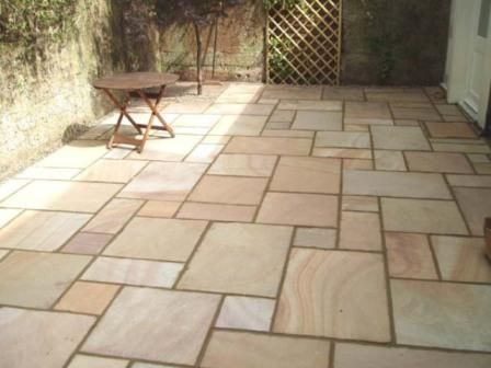 Patio. Appealing patio slabs: Attractive Patio Slabs Design Ideas