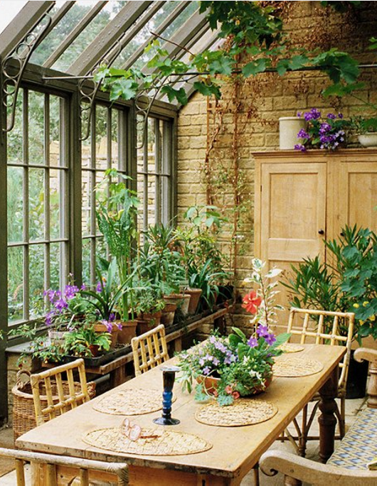 Anatomy of a Room: Inside a Dreamy Conservatory in 2019 | INSPIRE