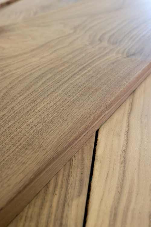 Walnut Lumber 4/4 5/4 6/4 8/4 | Cherokee Wood Products