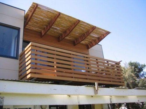 minimalist wooden balcony | Balcony in 2019 | Pinterest | Balcony