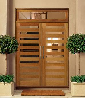 Entry Doors and Door Frames by William Russell Doors - Premium
