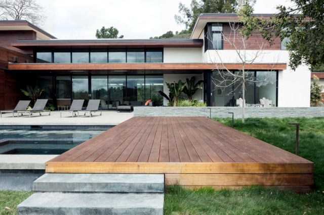 Wooden terrace design u2013 25 inspirational ideas   Interior Design