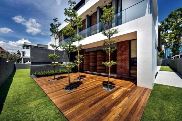 Wooden Terrace 2