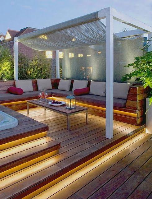 Wooden Terraces 8 | Wooden Terraces Ideas | Pinterest | Terrace