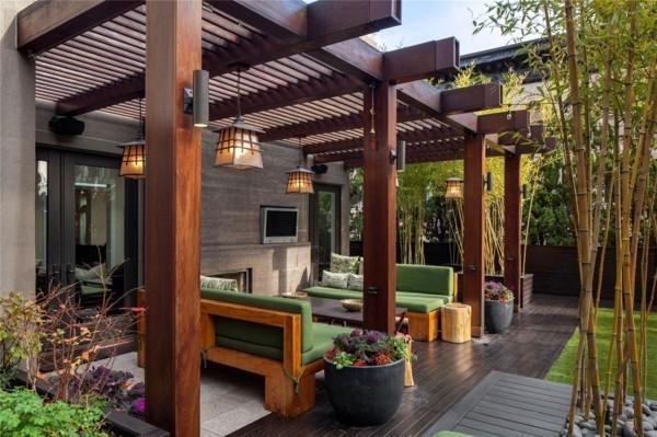 Terrace Roofing Wood u2013 What Should You Consideru2026   Hum Ideas