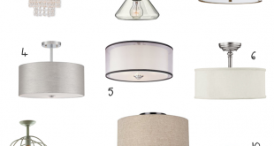 10 Affordable Alternatives to Traditional Domed Lighting   My
