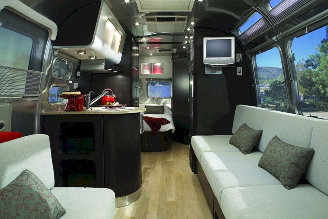 33+ Elegant Airstream Interior Design Ideas You Need To Know u2013 DECOOR