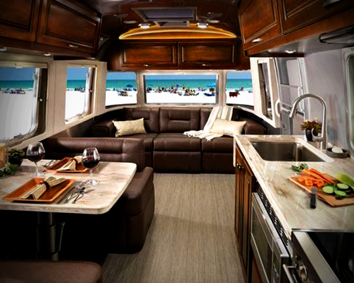Airstream & RV Interior Design Ideas for 2018 - AB Lifestyles
