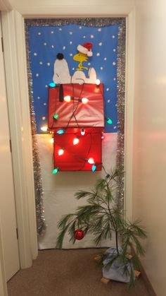68 Best Christmas door decorating contest images | Natal, Holiday