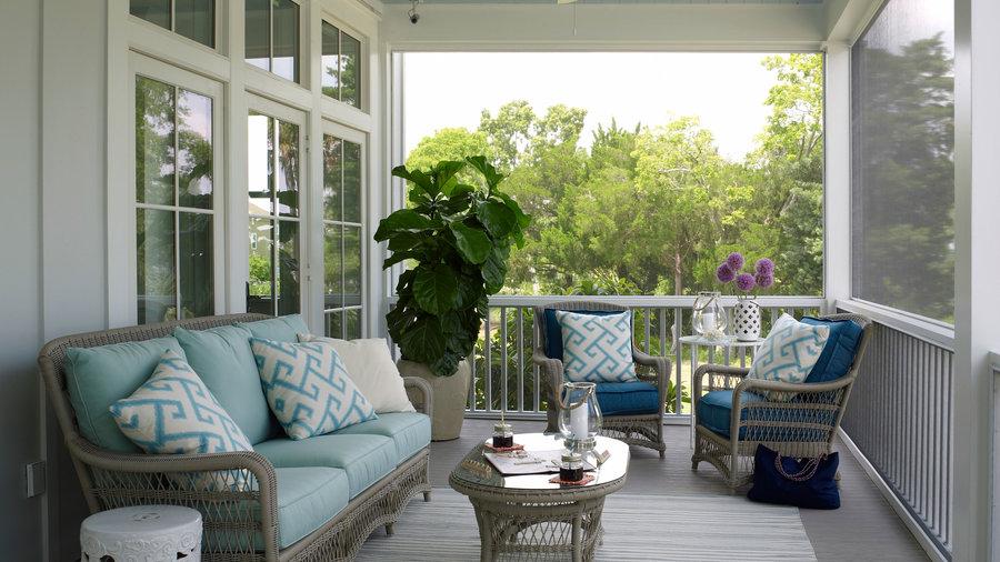 65 Beachy Porches and Patios - Coastal Living