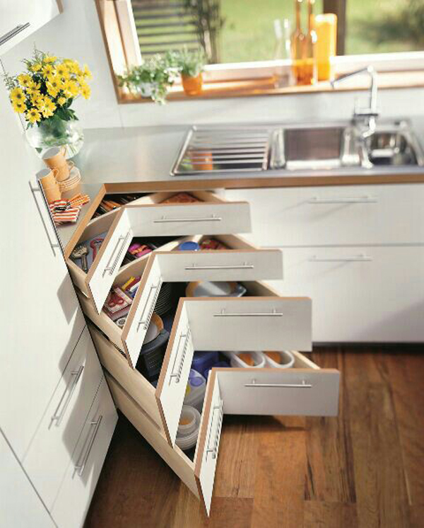 Amazing Kitchen Storage Ideas 9