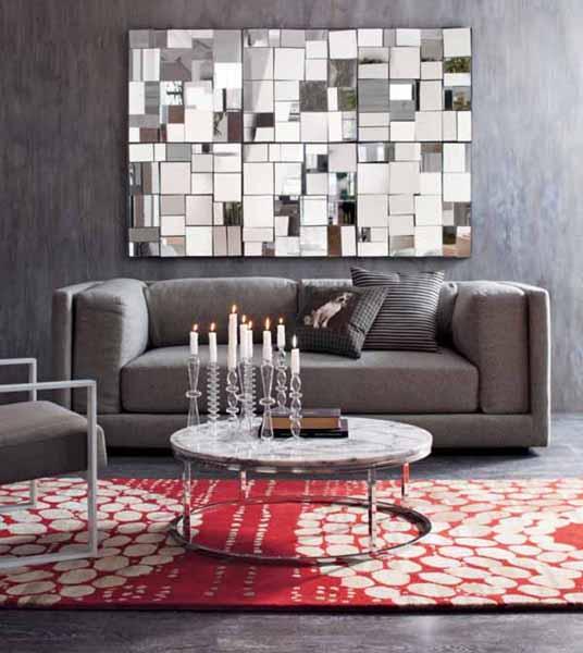 Amazing Living Room Mirrors 3