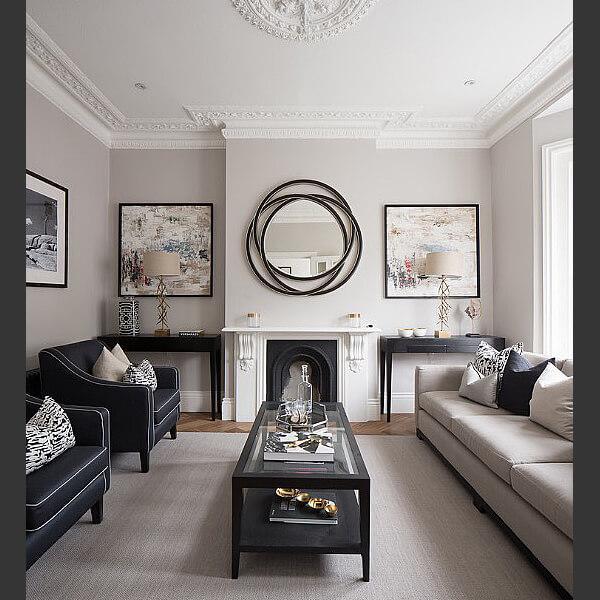 Amazing Living Room Mirrors 4
