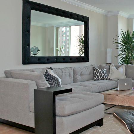 Amazing Living Room Mirrors 5