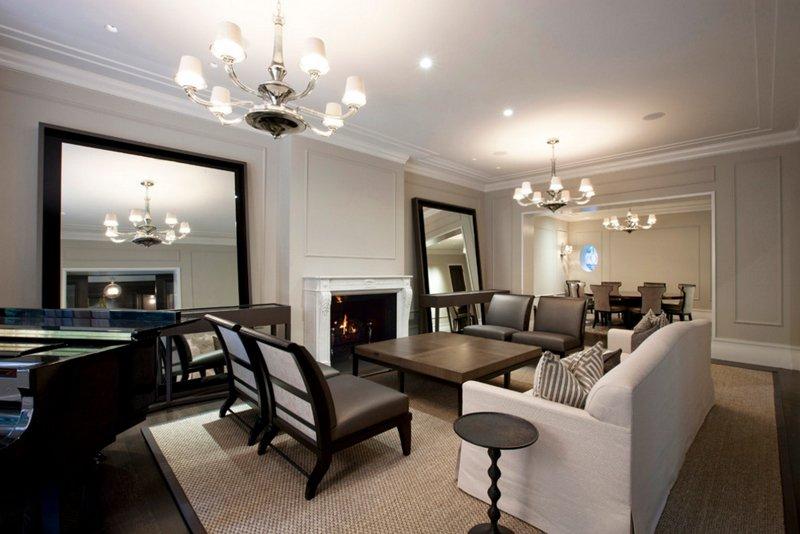 Amazing Living Room Mirrors 9