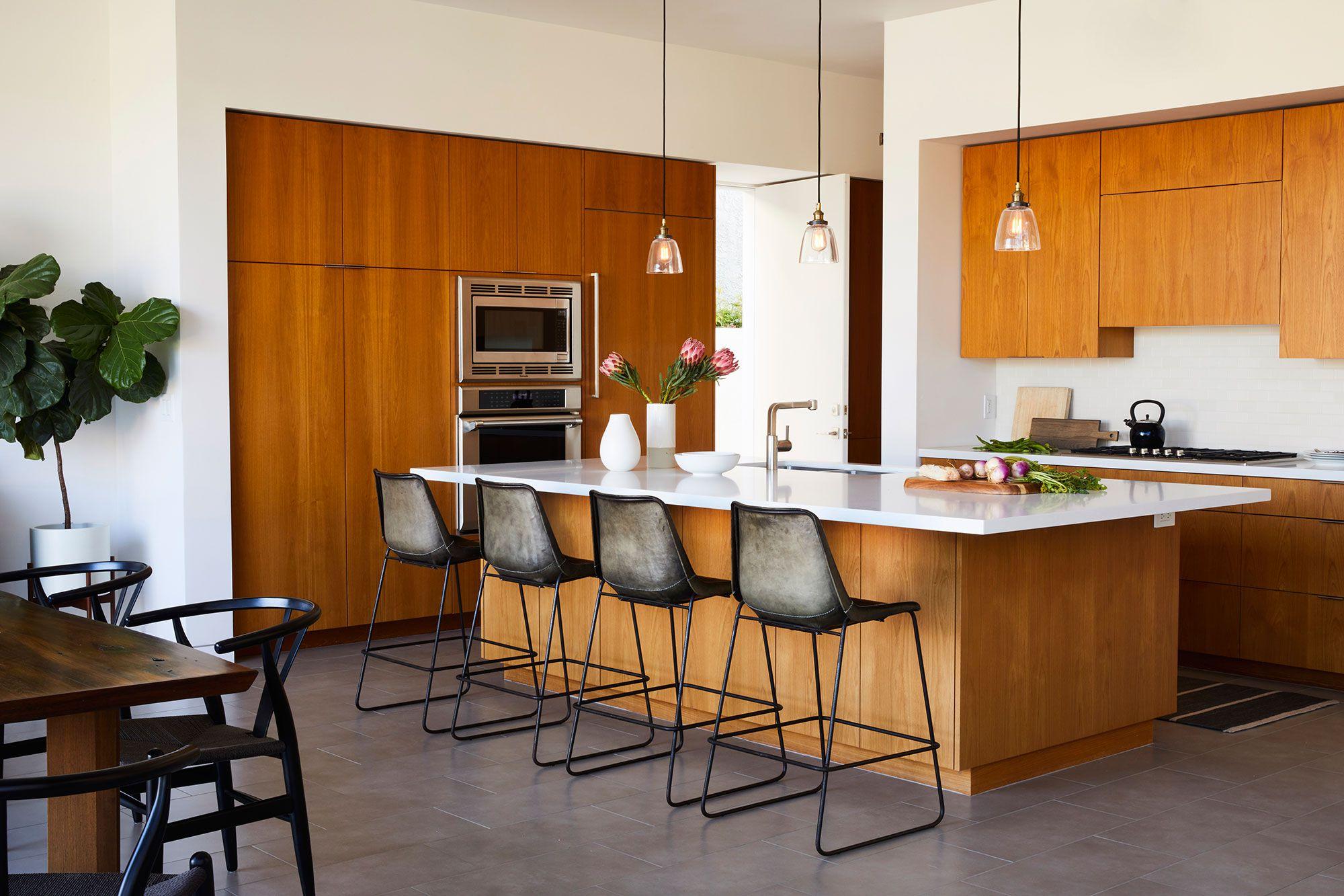 10 Best Modern Kitchen Cabinet Ideas - Chic Modern Cabinet Design