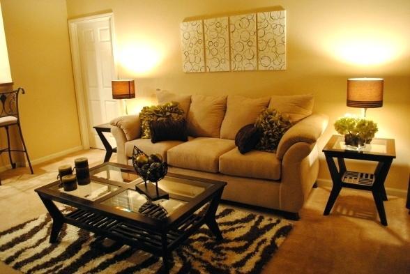 Apartment Living Room Decor Decorating Ideas On A Budget Apartment