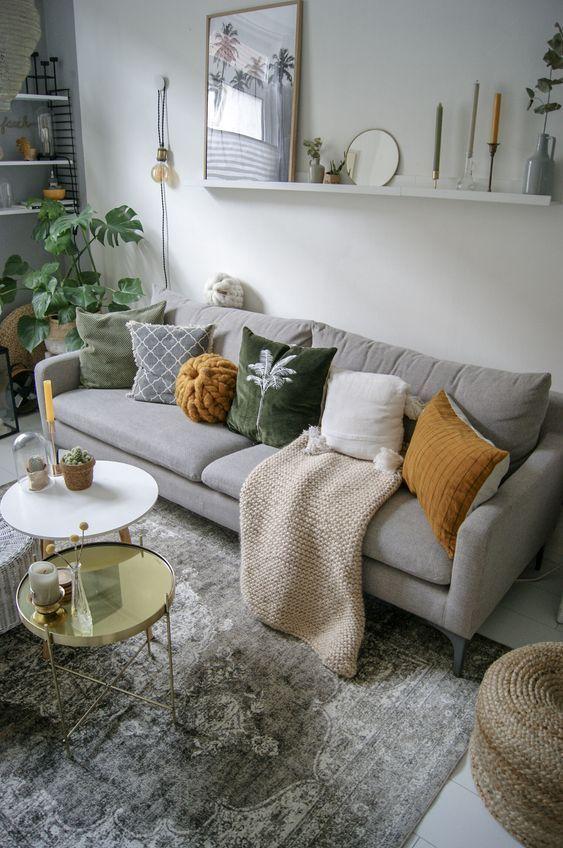 Small #living room Inspirational Interior European Style Ideas | ورق