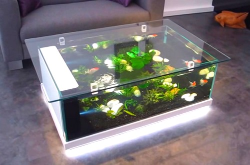 TOP 5 beautiful fish tank coffee tables for sale u2013 reviews & guide