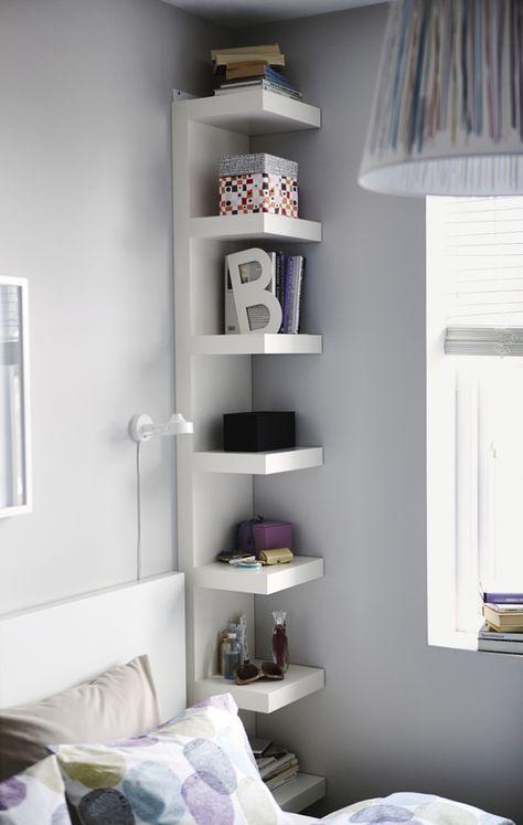49 Attractive Ikea Lack Shelves Ideas Hacks | Trending Decoration