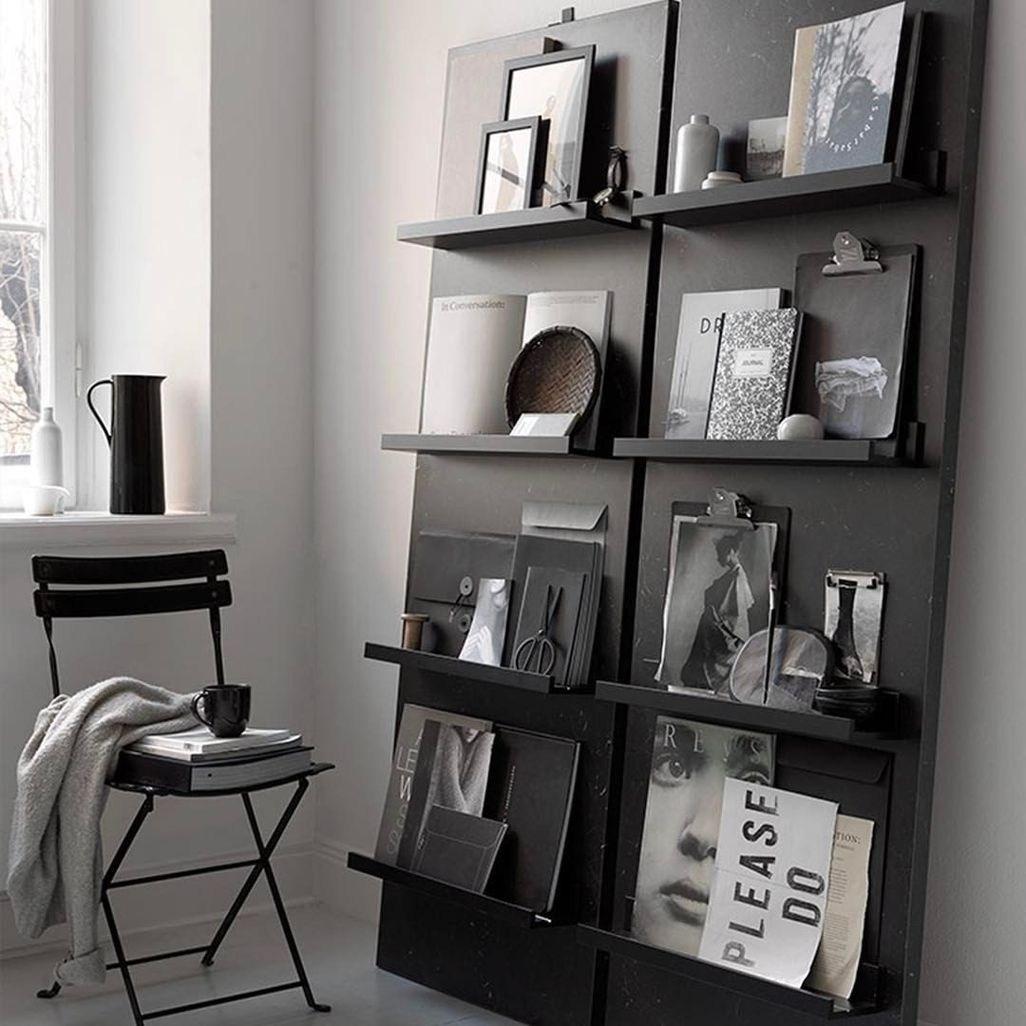 49 Attractive Ikea Lack Shelves Ideas Hacks - TREND4HOMY