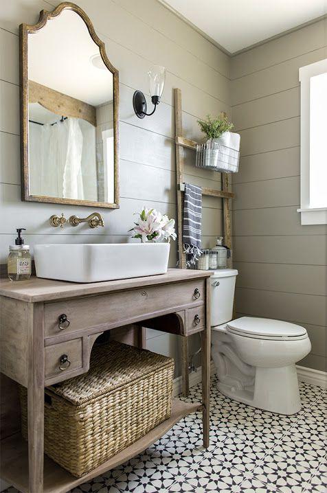 30+ Small Bathroom Design Ideas - Small Bathroom Solutions