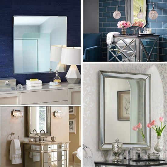 9 Style Ideas for Bathroom Mirrors - Ideas & Advice | Lamps Plus