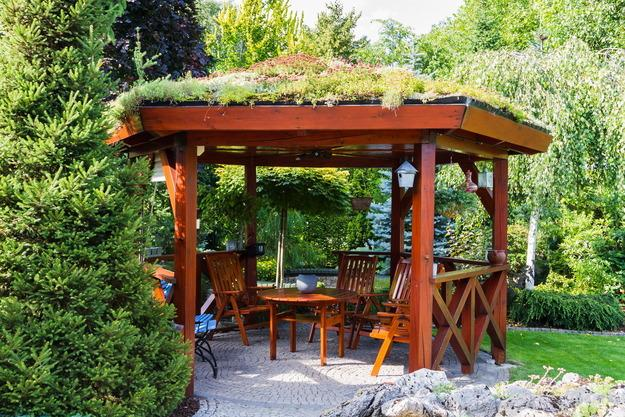 Beautiful Gazebo Designs Creating Contemporary Outdoor Seating Areas
