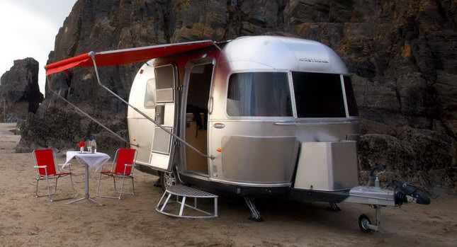 Airstream Bambi Trailer For Sale At Ewald | Ewald Airstream