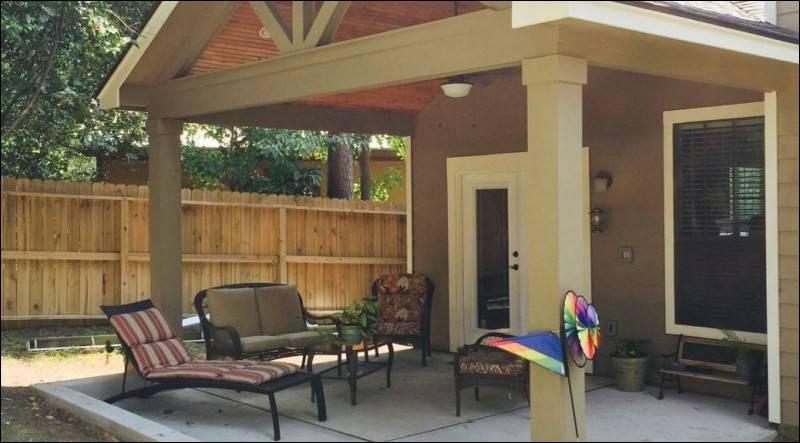 Best Backyard Patio Remodel Ideas 10