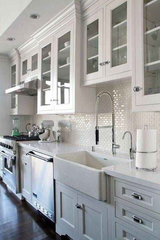 Galley Kitchen Ideas For Small And Narrow Spaces | kitchen reno