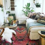 Bohemian Living Room Design Ideas