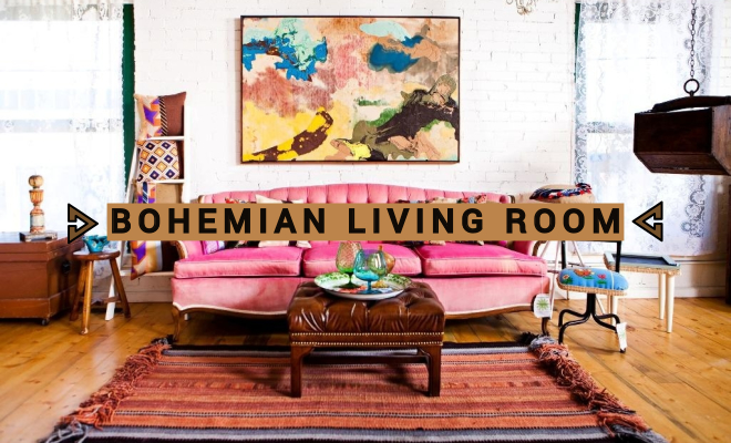 31 Inspiring Bohemian Decorating Ideas For Living Room