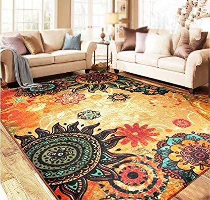 Amazon.com: Judy Dre am Bohemian Style Carpet Fashion Home Carpet