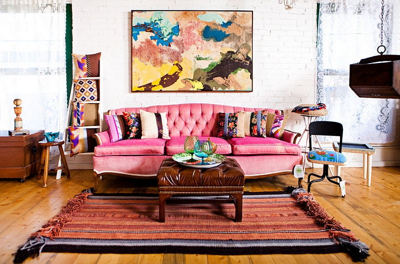 Bohemian Style Brilliance Bringing an Extraordinary Touch To